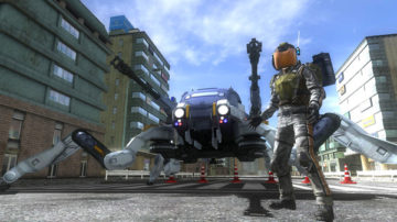 Earth Defense Force 4.1 PC