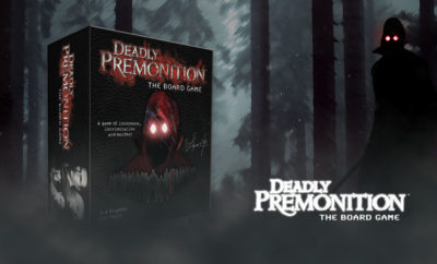Deadly Premonition Board Game